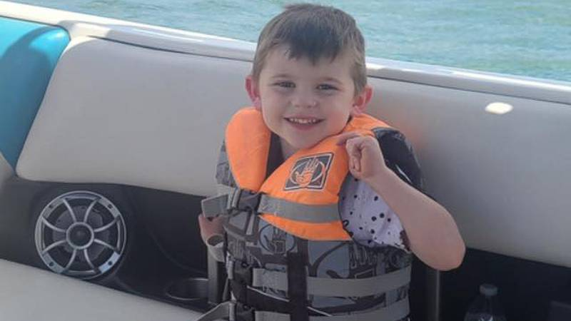 4-year-old Kache Wallis died from accidental asphyxiation.