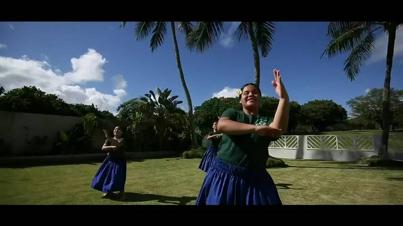 Aloha 'O Pu'uwailani Kumu Hula Donna Noelani Sylvester