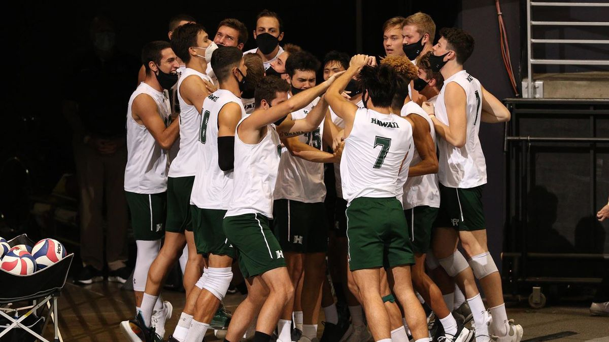 The top-ranked Rainbow Warriors volleyball team is back at home this week to host Long Beach...
