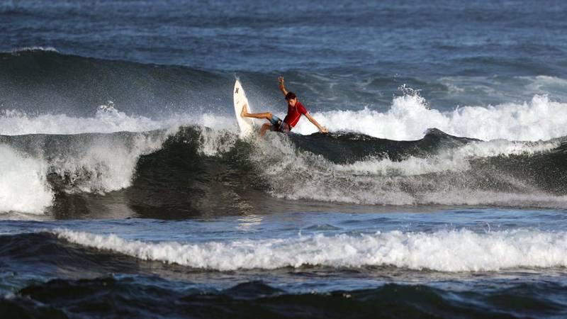 The Hawaii Surfing Association is still waiting for permits to be approved by the city and...