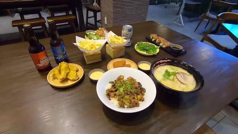 Cheap Eats: Tanaka Ramen and Izakaya