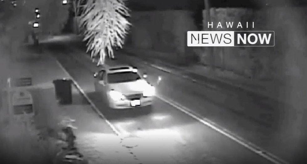 The FBI determined that the car the mailbox thief was driving was a Lexus, not an Accord as...