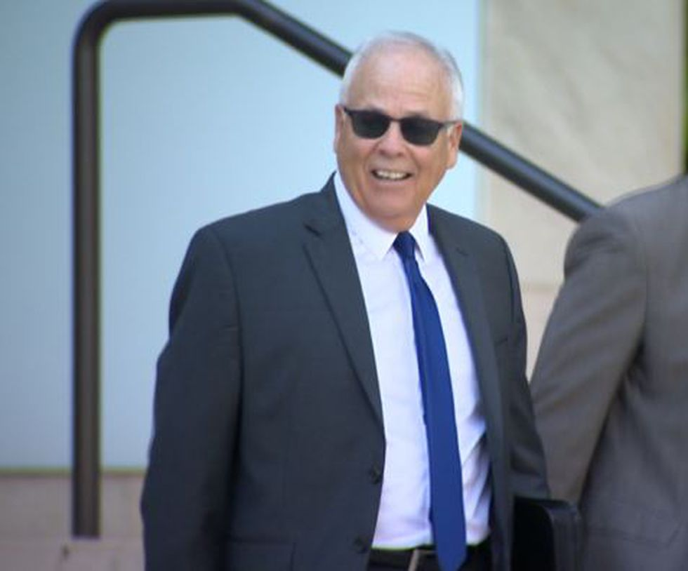 Charles Totto, fmr. Exec. Dir. of City Ethics Commission leaves federal court