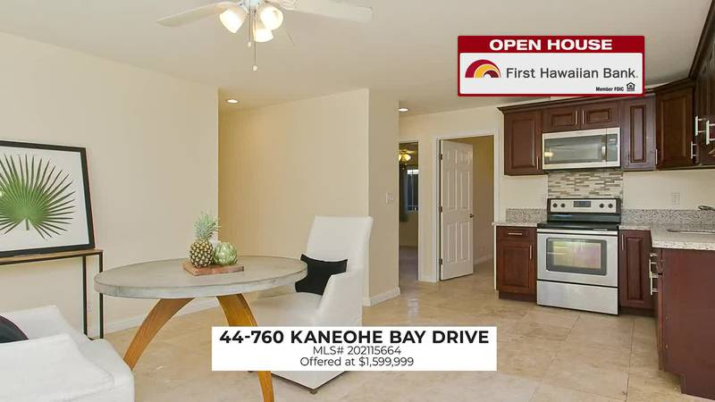 Open House: Unique 8 BD home by Kaneohe Marine Core base and a newly renovated 1 BD unit in...