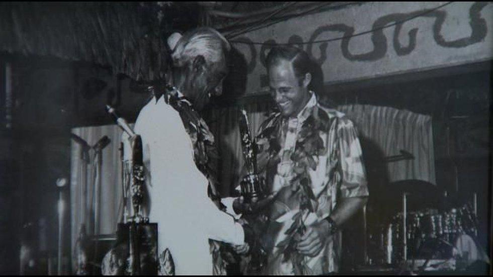 Duke Kahanamoku & Ricky Grigg