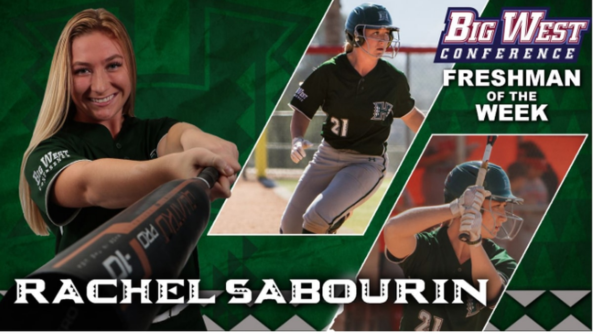 Sabourin is just the third Rainbow Wahine to earn the honor after the category was created last...