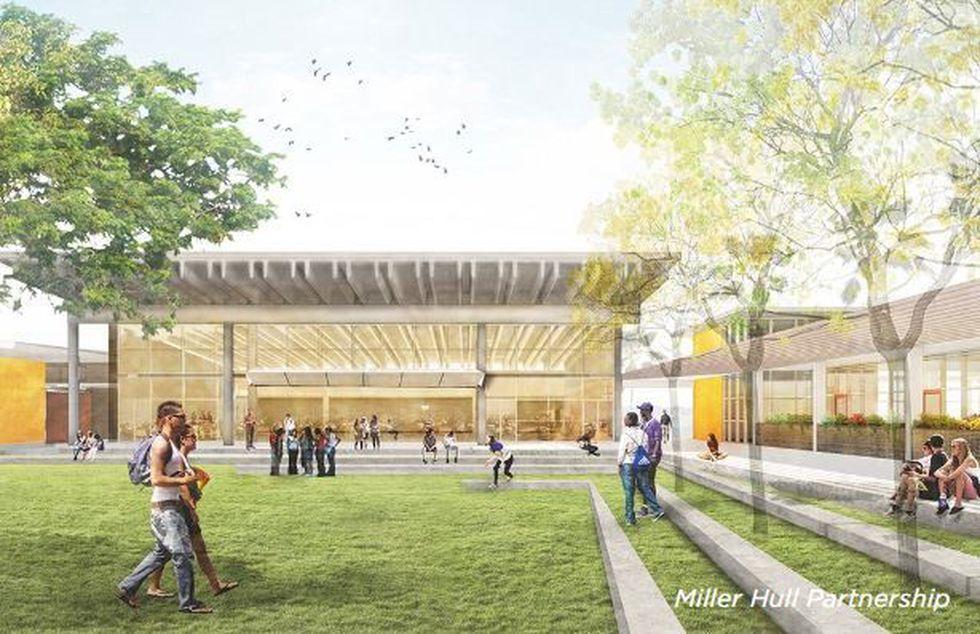 (Image: The Miller Hull Partnership/Building Renderings)