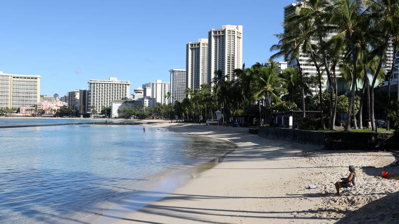 After a summer marked by a surge of coronavirus cases in Hawaii, officials plan to reboot the...