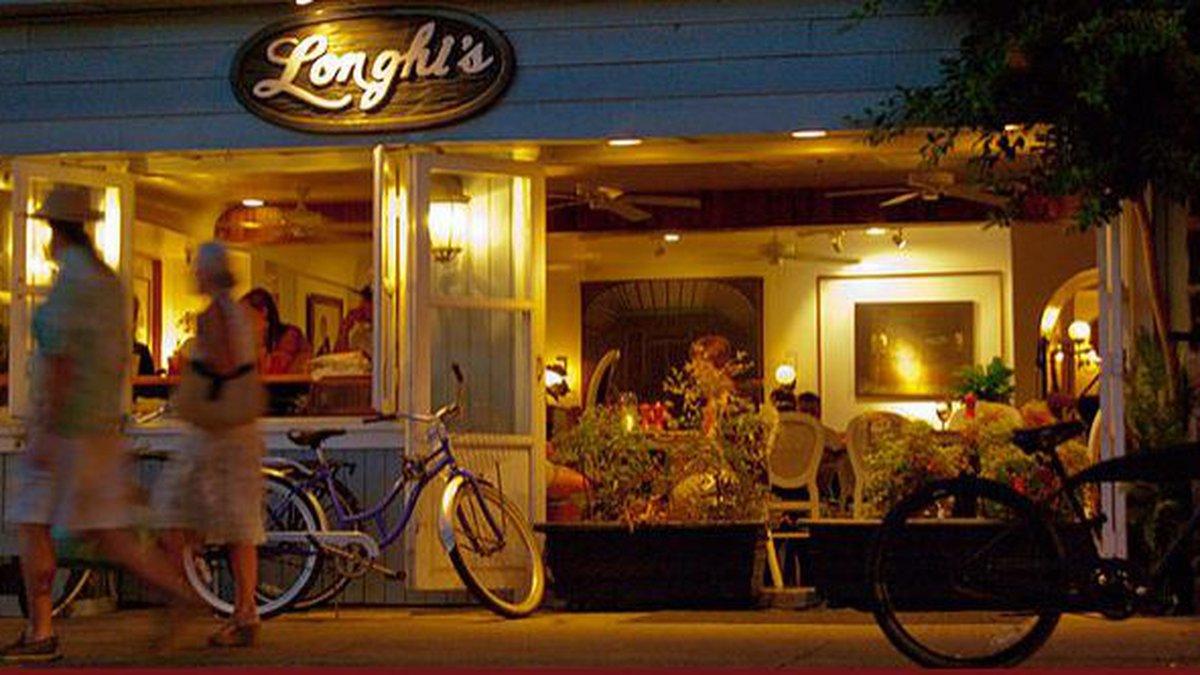 Longhi's Lahaina closed their doors earlier this week.