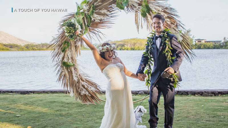 Oahu's wedding industry is moving forward with cautious optimism after tier modifications.
