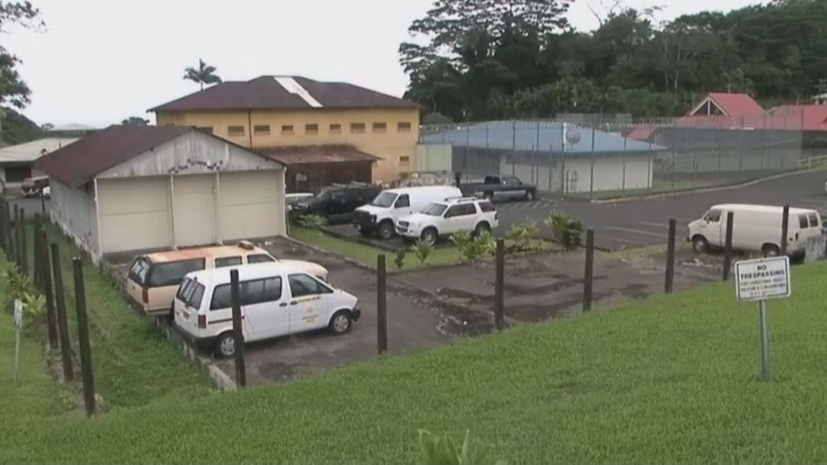 Hawaii Community Correctional Center