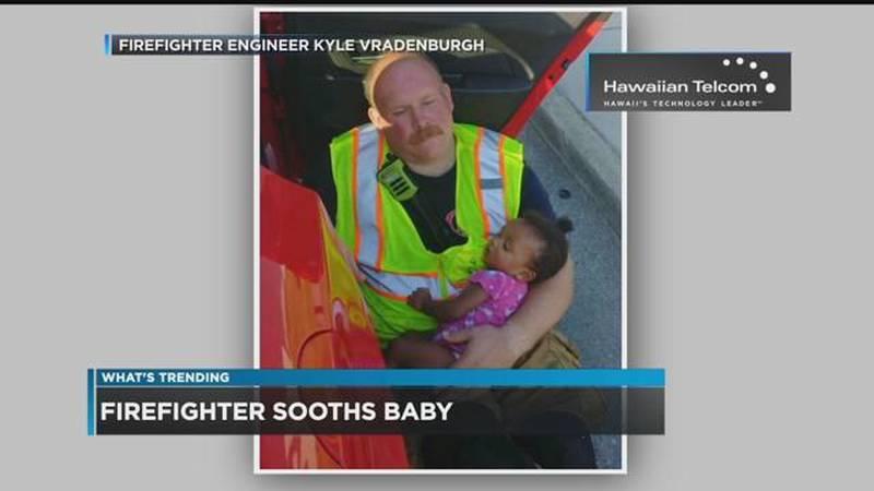 (Image: Firefighter Engineer Kyle Vradenburgh)