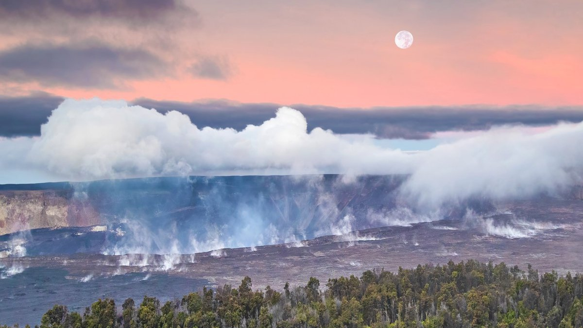 The Hawaii Volcanoes National Park along with Haleakala National Park will be celebrating a...