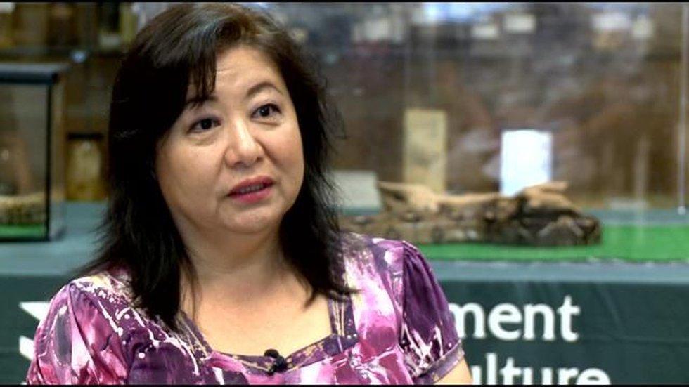 Carol Okada, Plant Quarantine Branch Manager
