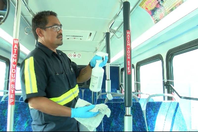 The state Occupational Safety and Health branch has fined TheBus more than $26,000 for not...
