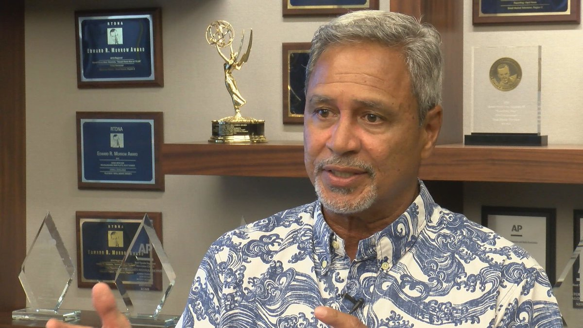 Guy Kaulukui, the director of the city's Department of Enterprise Services, in a past interview...