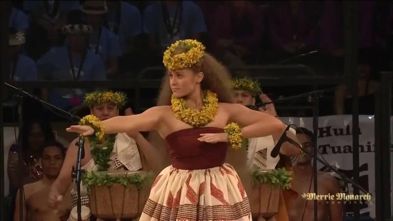 2019 Miss Aloha Hula Competition: Taizha Keakealani Hughes-Kaluhiokalani