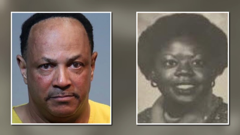 Authorities say DNA from 61-year-old Thomas Garner of Jacksonville, Florida matched evidence...
