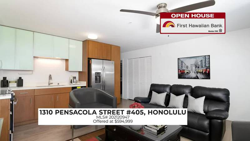Open House: Stylish condo in the heart of Makiki and a 3BD, 2.5-Bath boutique unit in Moiliili