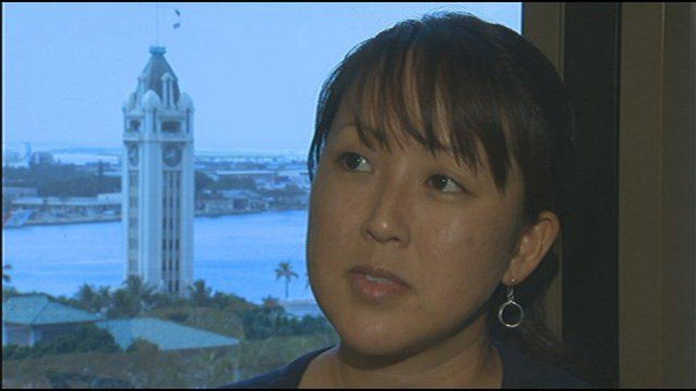 Carey Morishige, Pacific Islands Regional Coordinator, NOAA Marine Debris Program