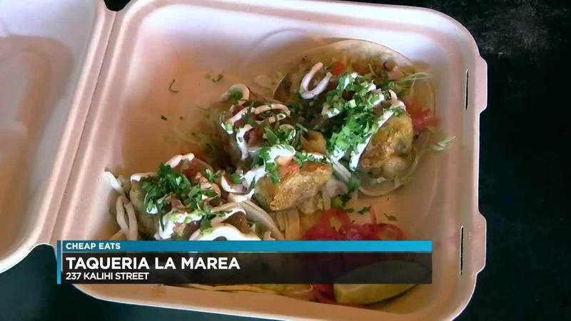 Cheap Eats: Taqueria La Marea