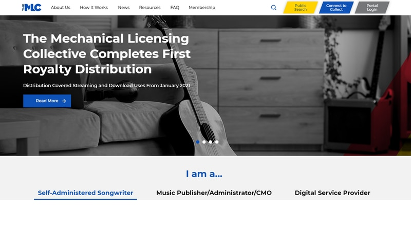 The MLC was created in response to the Music Modernization Act, legislation spearheaded by...