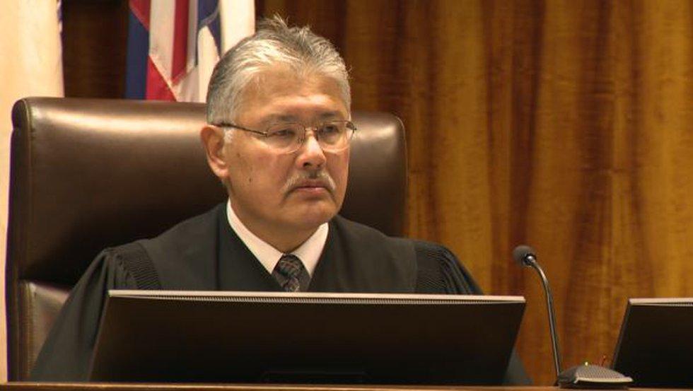 Circuit Court Judge Edward Kubo