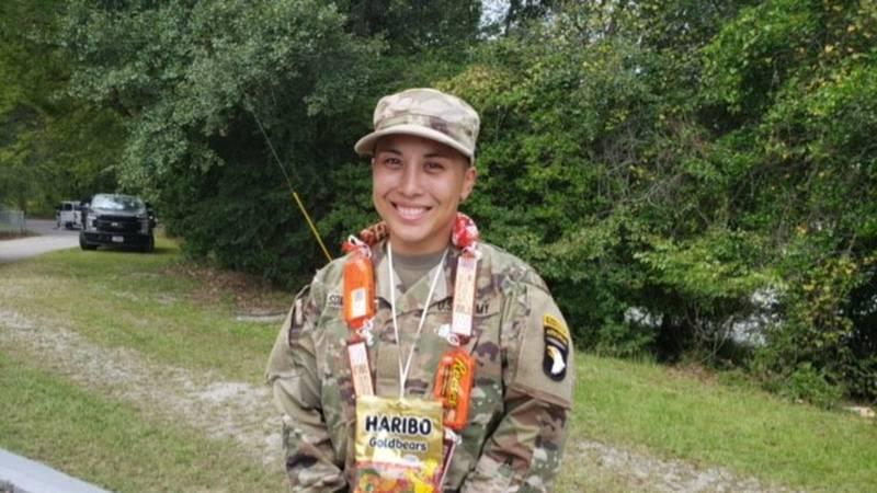 """2nd Lt. Allene """"Ally"""" Somera-Zyko is the first Hawaii-born female to become a U.S. Army Ranger...."""