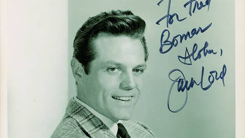 Jack Lord played Steve McGarrett on Hawaii Five-O, which ran from 1968 to 1980.