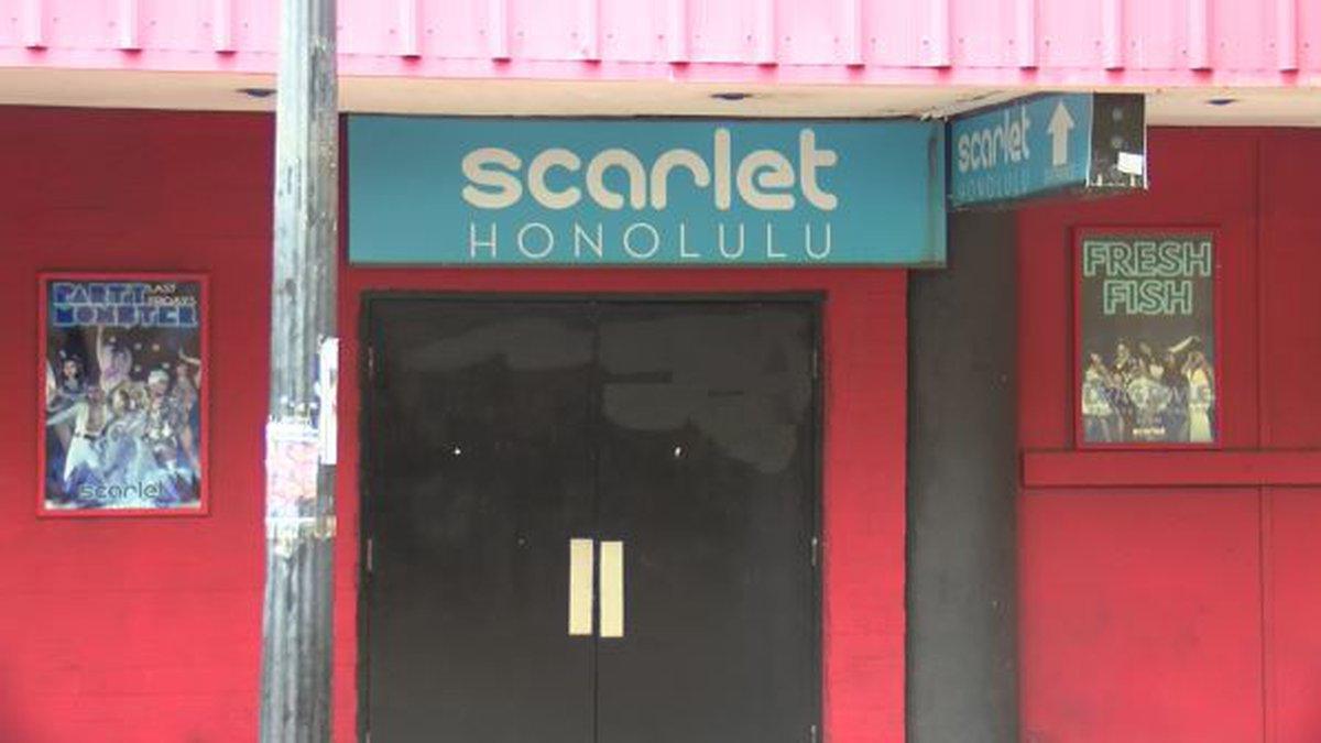 Scarlet Honolulu prepared to reopen June 25