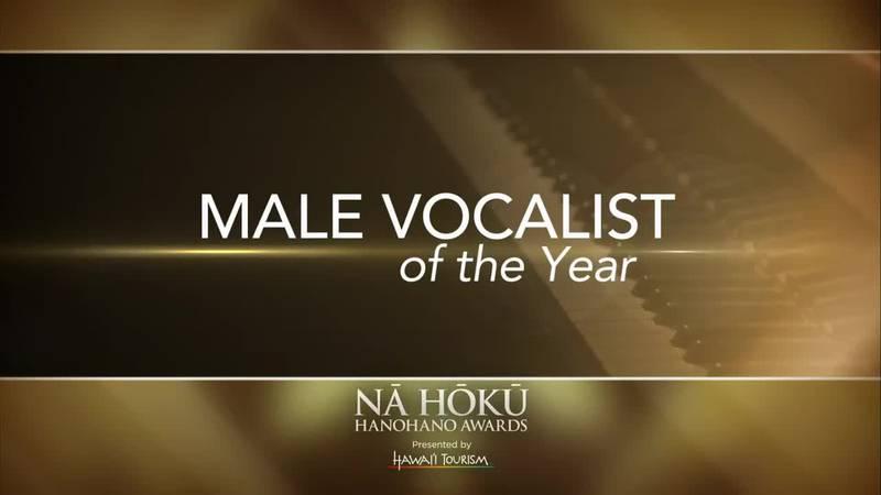 2019 Na Hoku Hanohano Awards: Male Vocalist of the Year
