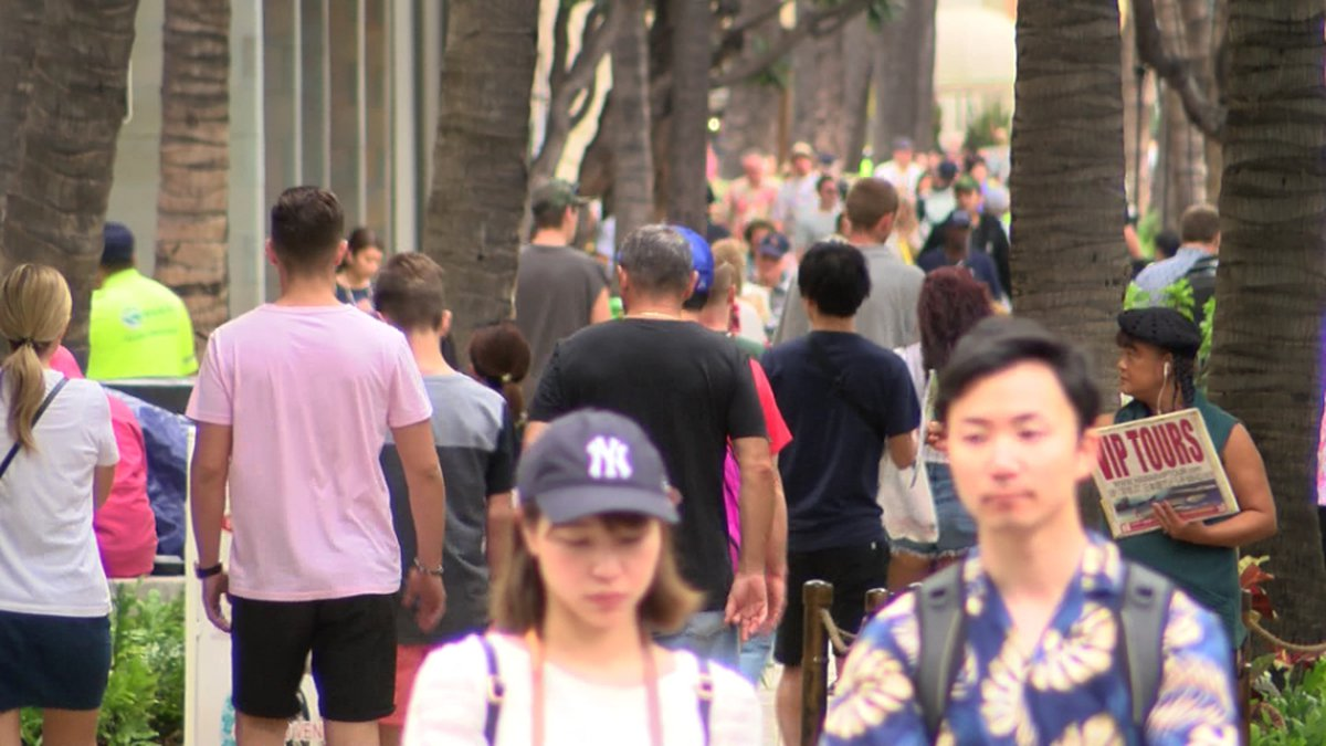 The modern-day Waikiki is considered a tourism mecca on the global scale.
