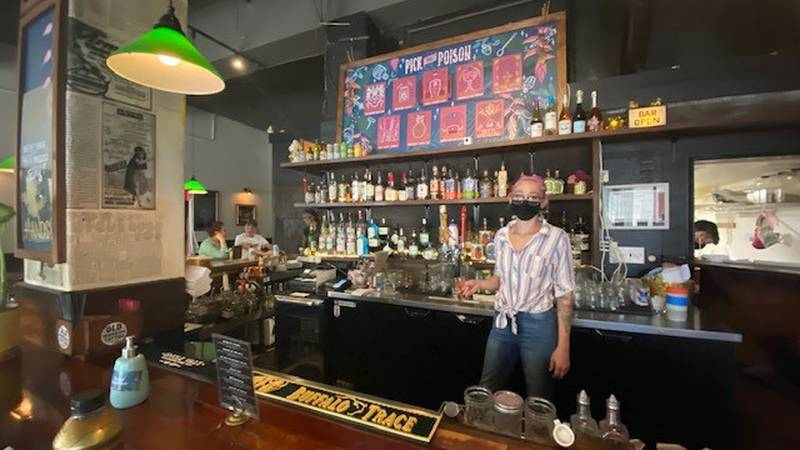 For most bars -- the majority of sales are made between 12:00 a.m. and 2:00 a.m.