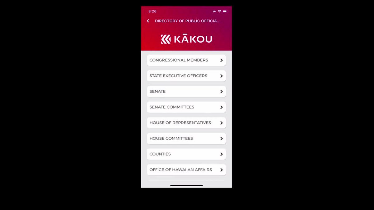 New Hawaii Civic Engagement App aims to increase participation in government, democratic process