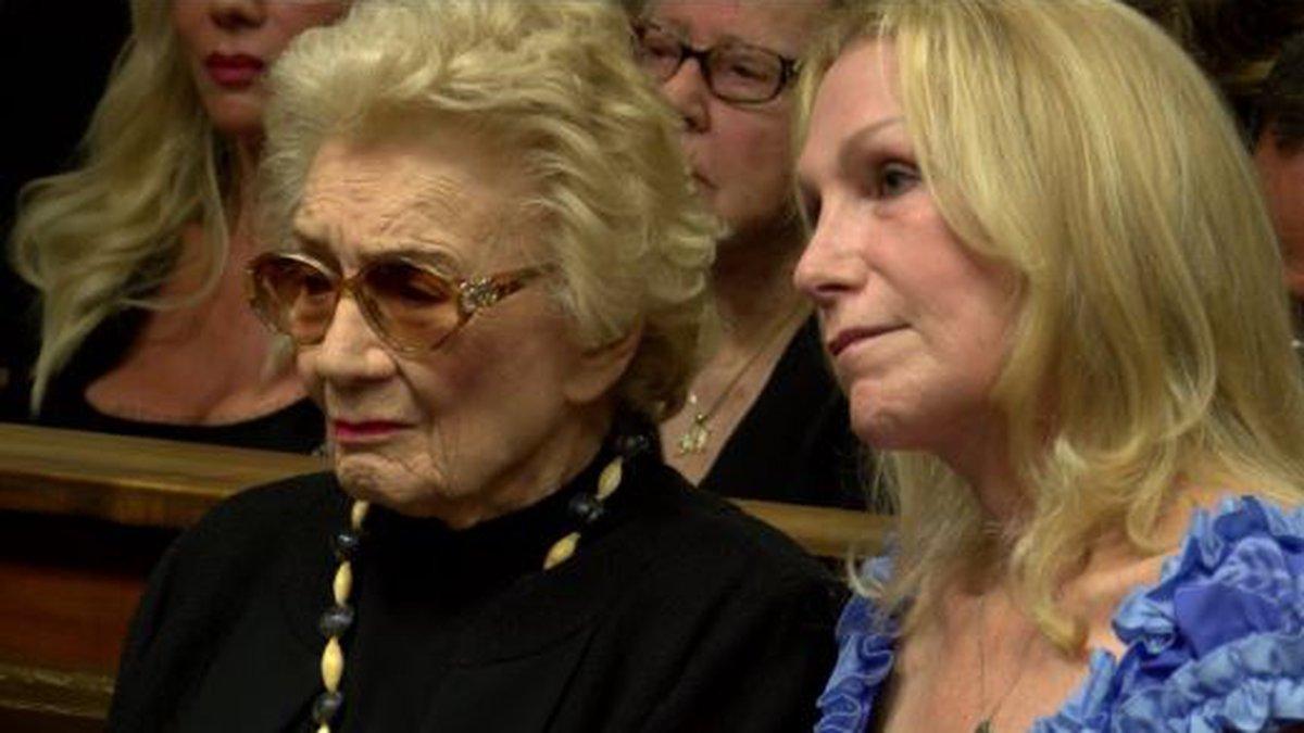 File image of Kawananakoa alongside her wife in court. September 2018.