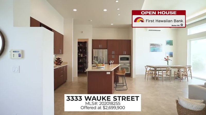 Open House: Diamond Head home and move-in-ready home in Mililani