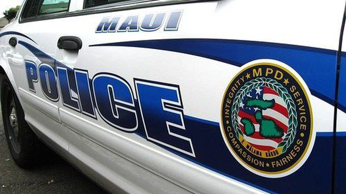 Maui police are investigating a fatal collision on Saturday involving a moped. (Image: Hawaii...