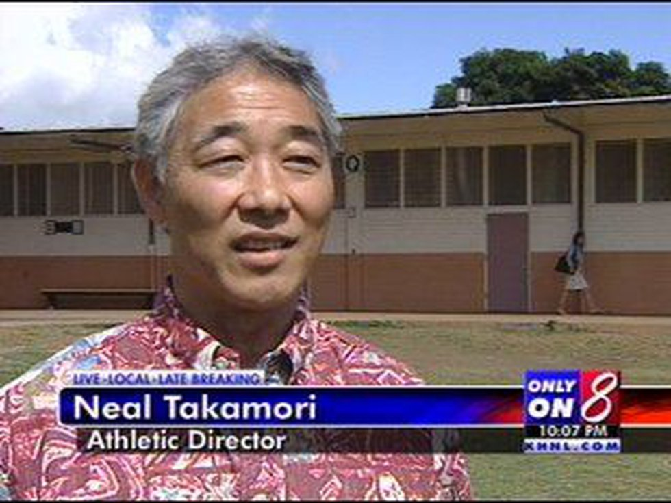 Neal Takamori